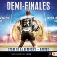 Comme vous le savez peut-être, cette année les ½ finales du Top14 auront lieu à Nantes au Stade de la Beaujoire avec un match le vendredi 24 Mai au soir […]